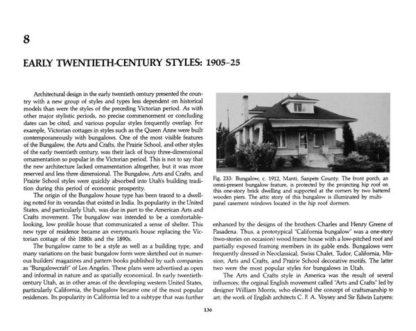 Page 144 of Utah's Historic Architecture - Period Revival Styles 1890-1940