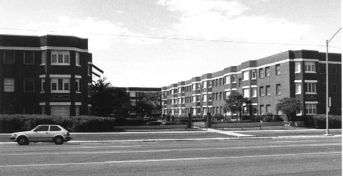 Page 64 of Utah's Historic Architecture Guide - Apartment Buildings & Hotel/Motel Building Types