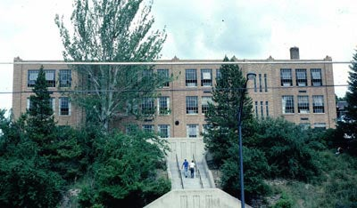 Page 86 of Utah's Historic Architecture Guide - Educational Building Types