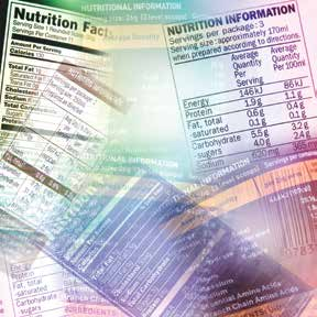 Page 119 of Featured Article: Food Labelling