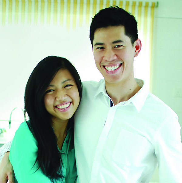 Page 4 of Graduates centred on Gospel ministry: Michael Woo