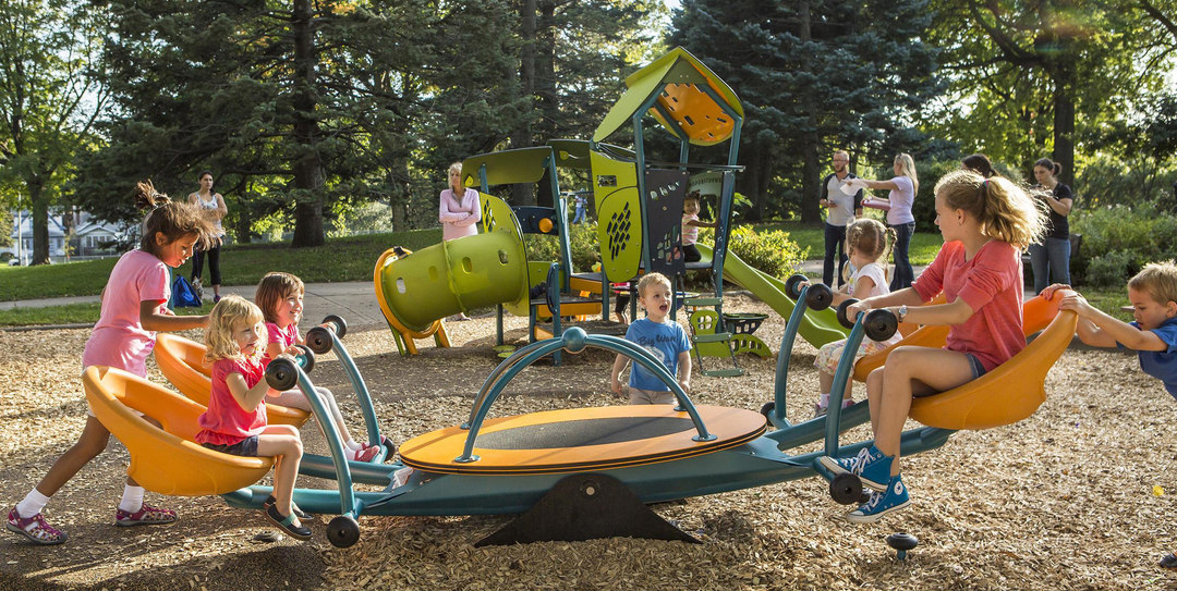Read story: The Benefits of Child's Play Extend Beyond Exercise