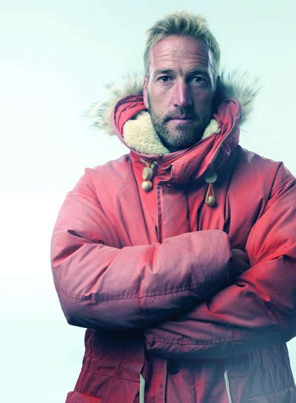 Read story: Ben Fogle, A Life Well Travelled
