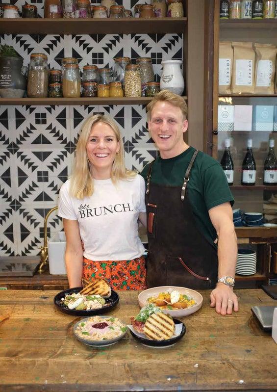 Read story: The Café Couple