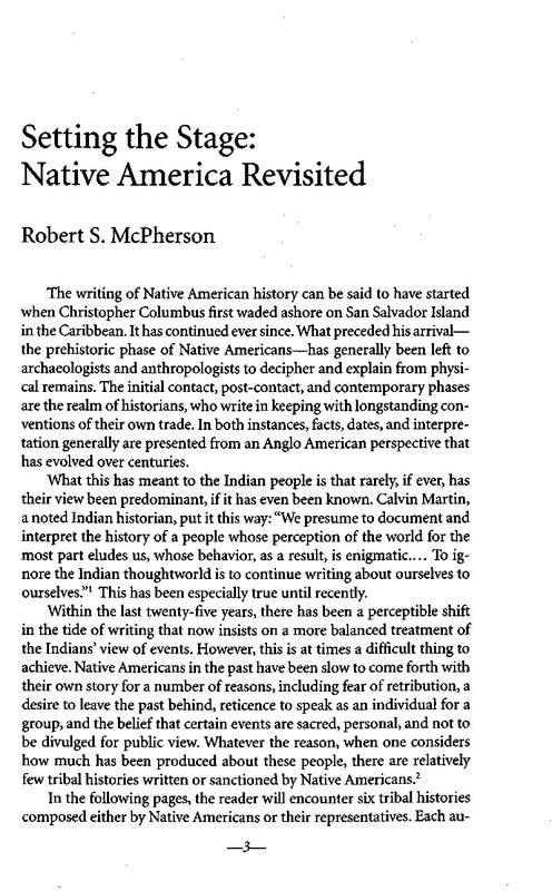 Page 24 of Setting the Stage: Native America Revisited