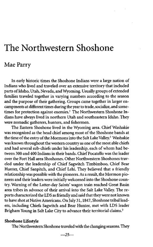 Page 46 of The Northwestern Shoshone by Mae Parry
