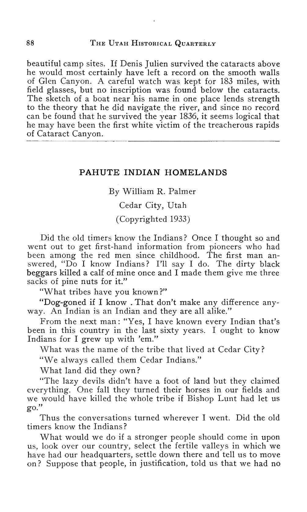 Page 88 of Pahute Indian Homelands