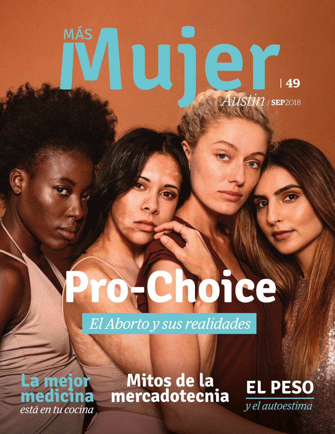 story from: Más Mujer Austin - Septiembre 2018