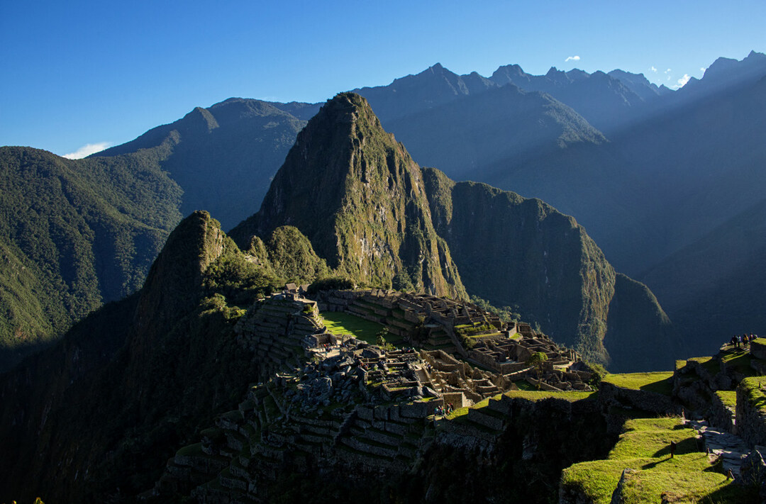 Read story: The Heights of Peru