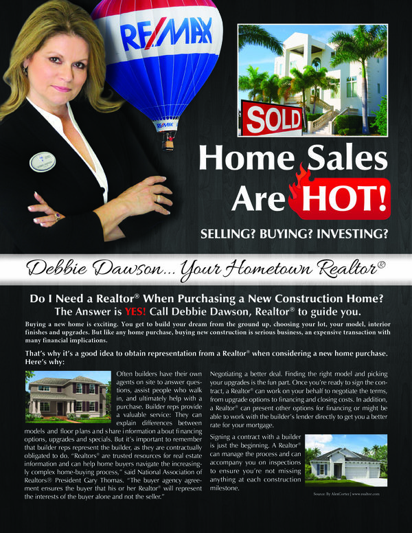 Page 4 of Home Sales are HOT!