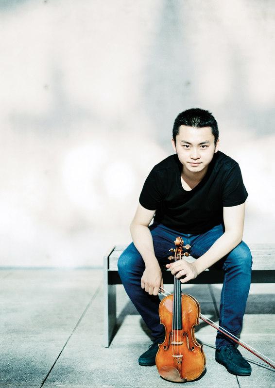 Page 10 of Violin magic: new signing Ziyu He