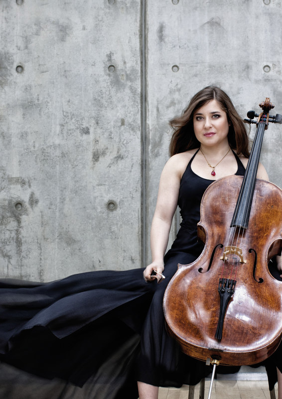 Page 20 of Follow the leader: Alisa Weilerstein
