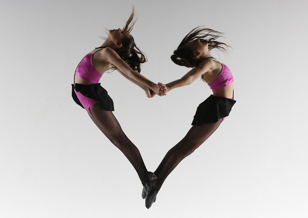 Page 20 of Sisters Claudia and Jessica's Passion for Dance