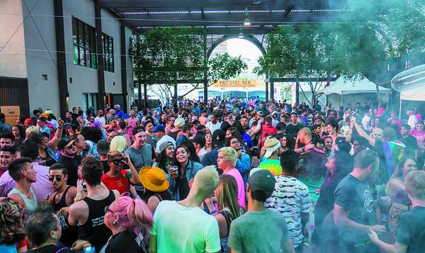 Read story: A Community of Rainbows