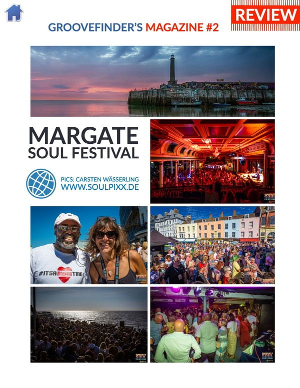 Page 30 of Groovefinder's Magazine #2 - Margate Soul Festival