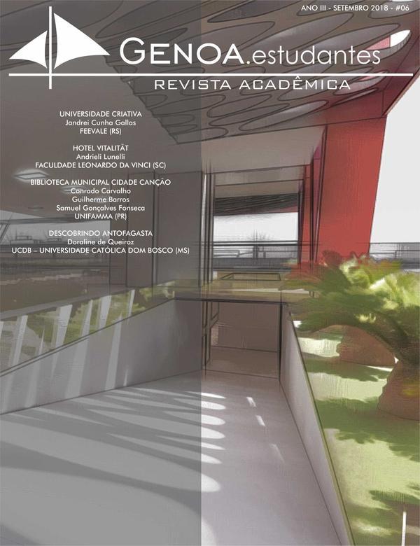 Page 1 of Genoa.estudantes #06