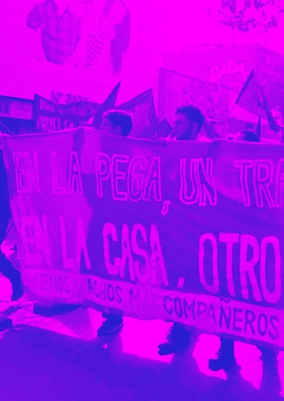 """Page 92 of """"Nos sentimos interpelados"""". Entrevista a la Asamblea Antipatriarcal de Varones de Santiago (AAVAS)"""