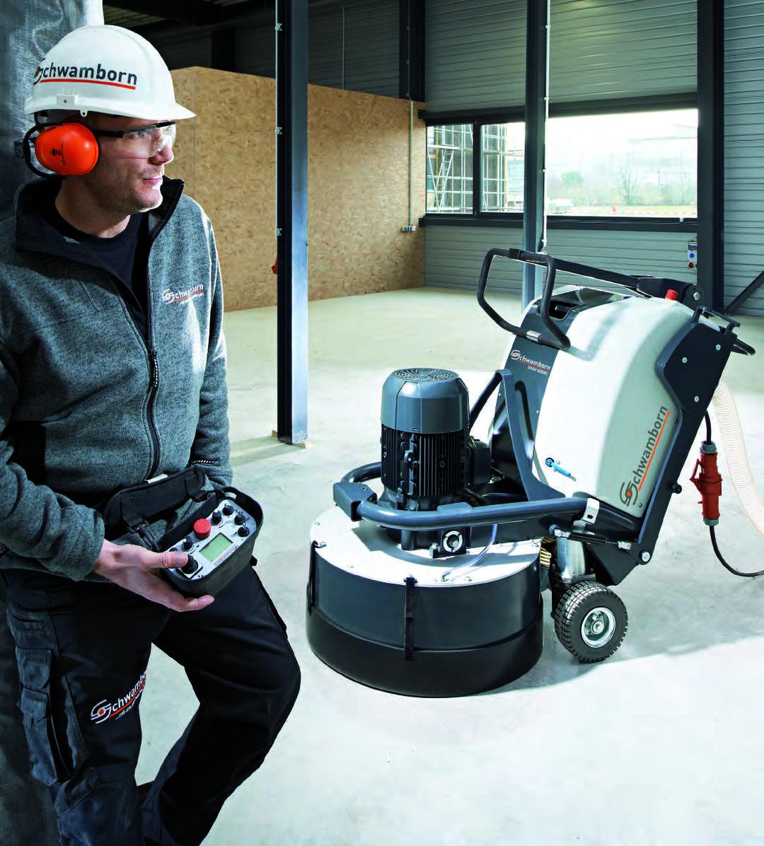 Фрезерование бетона оборудование наружная температура для цементных растворов