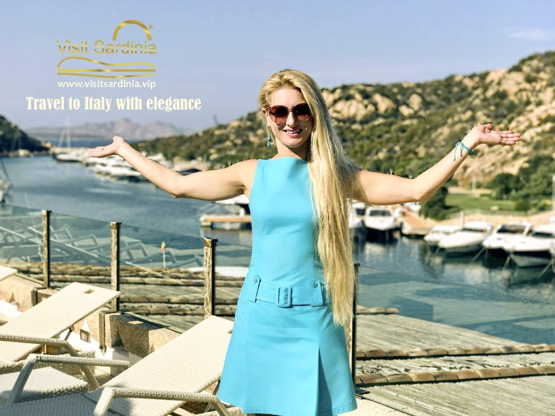 Page 1 of VISIT SARDINIA® VIP Luxury Travels in Italy