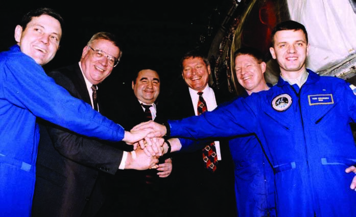 Page 92 of ISS: THE PROGRAM MANAGERS SPEAK