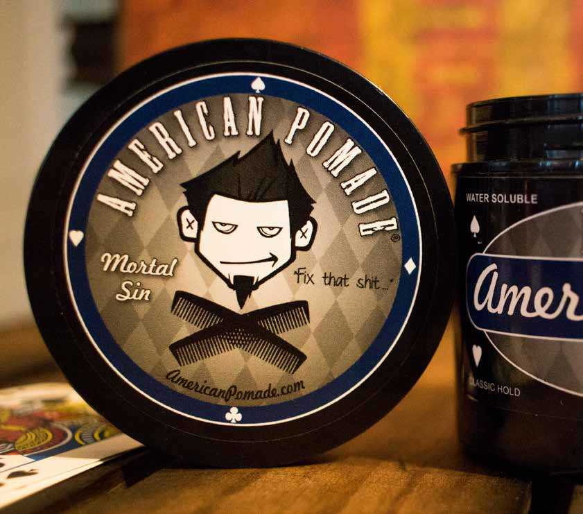 Page 30 of 'Mortal Sin' by American Pomade
