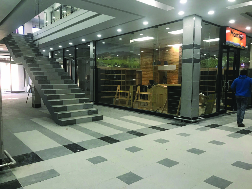 Page 37 of Sika Floors the Square Shopping Centre