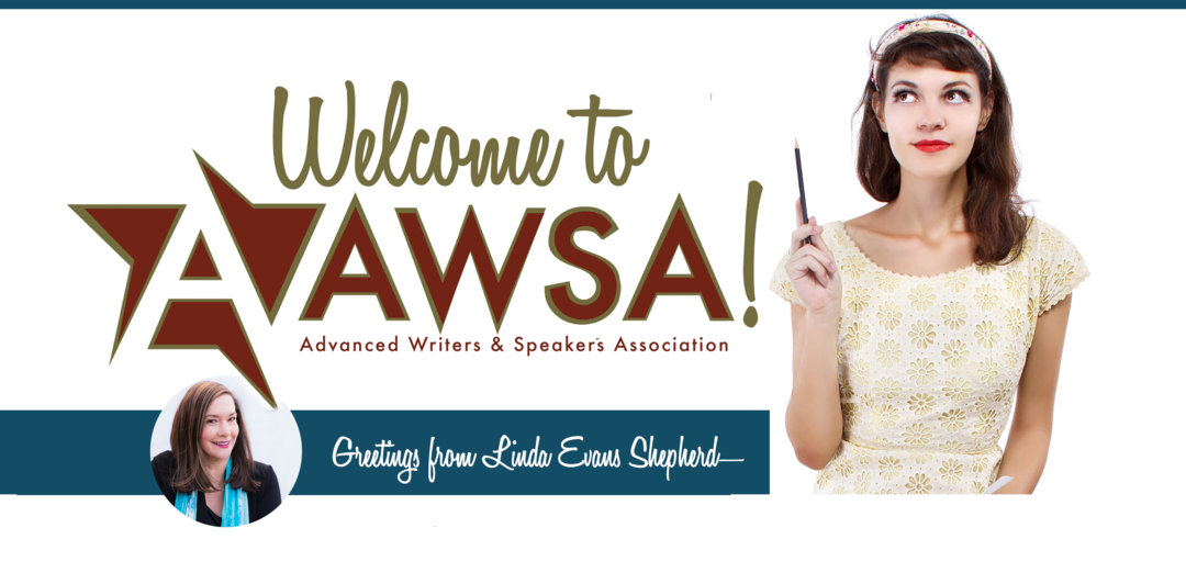Page 1 of Welcome to AWSA from Linda Evans Shepherd