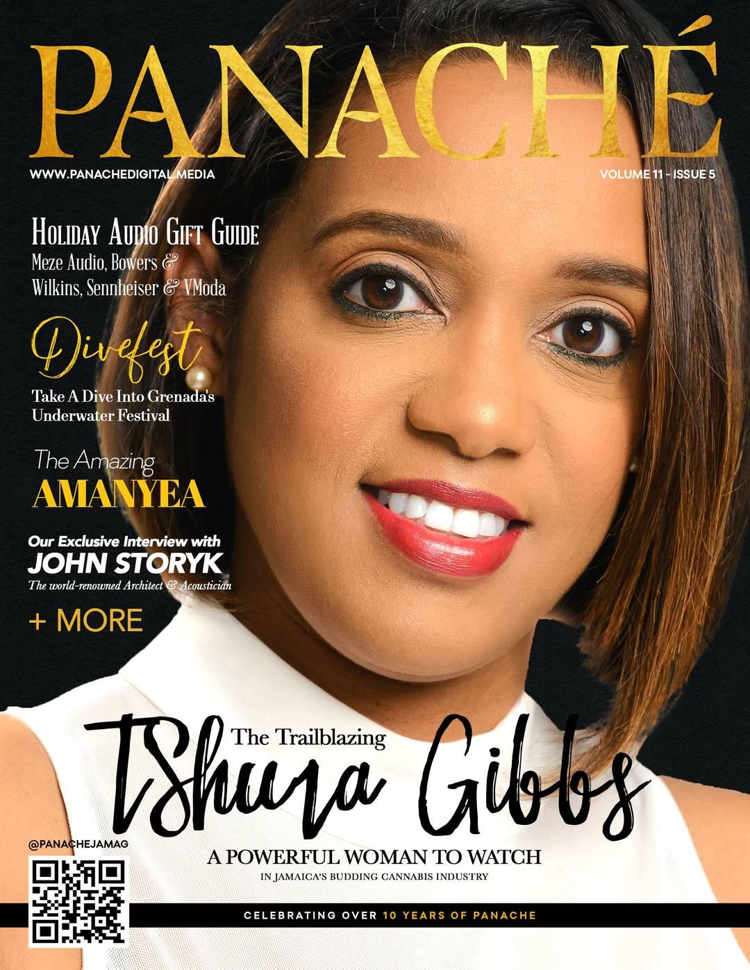 Page 1 of The Trailblazing T`Shura Gibbs
