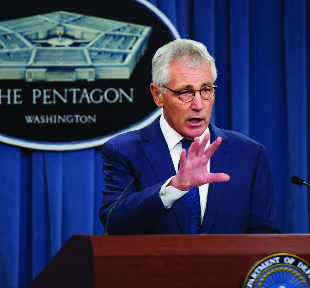 Page 50 of Interview: Secretary Chuck Hagel, U.S. Secretary of Defense 2013-2015