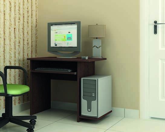 Бюро Евтино (Венге)- мебели Дискрет