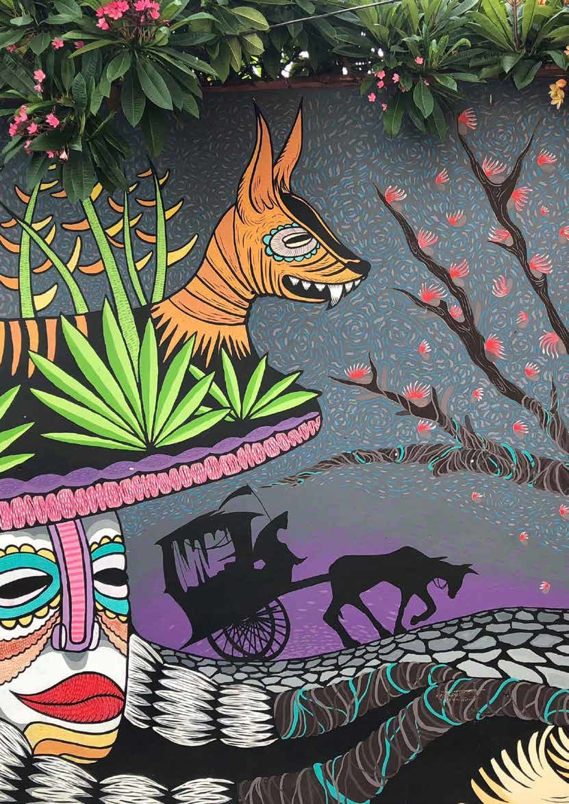 Page 2 of Death through Art in Oaxaca