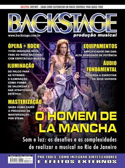 Page 4 of Sumário Backstage 286 - Setembro 2018