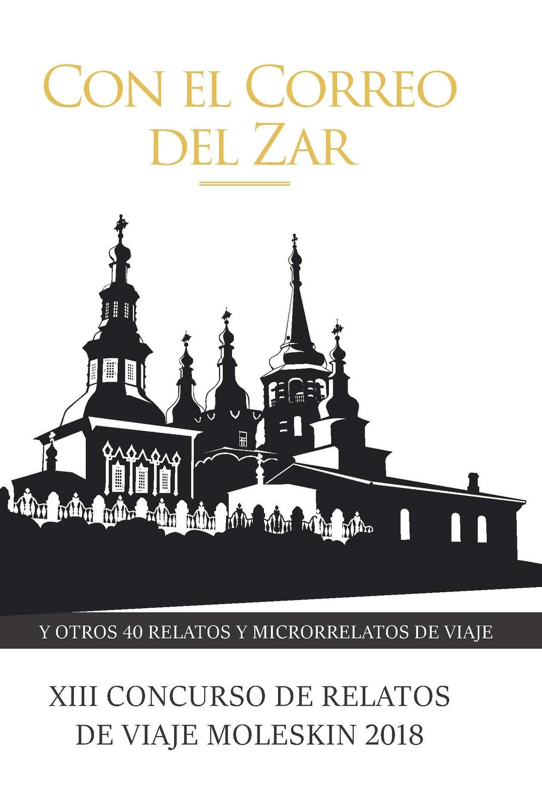 Page 1 of Con El correo del zar y otros 54 relatos y microrrelatos de viaje