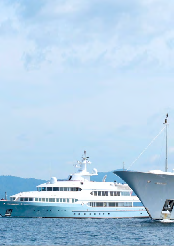 Page 64 of HOT Magazine Named An Official Media Partner For The 2019 Asia Superyacht Rendezvous