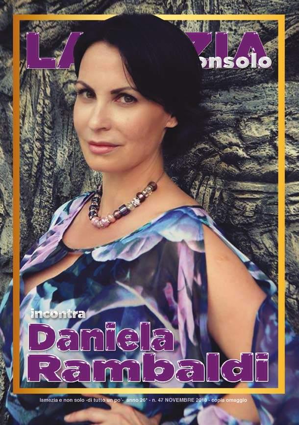 Page 1 of Lamezia e non solo incontra Daniela Rambaldi