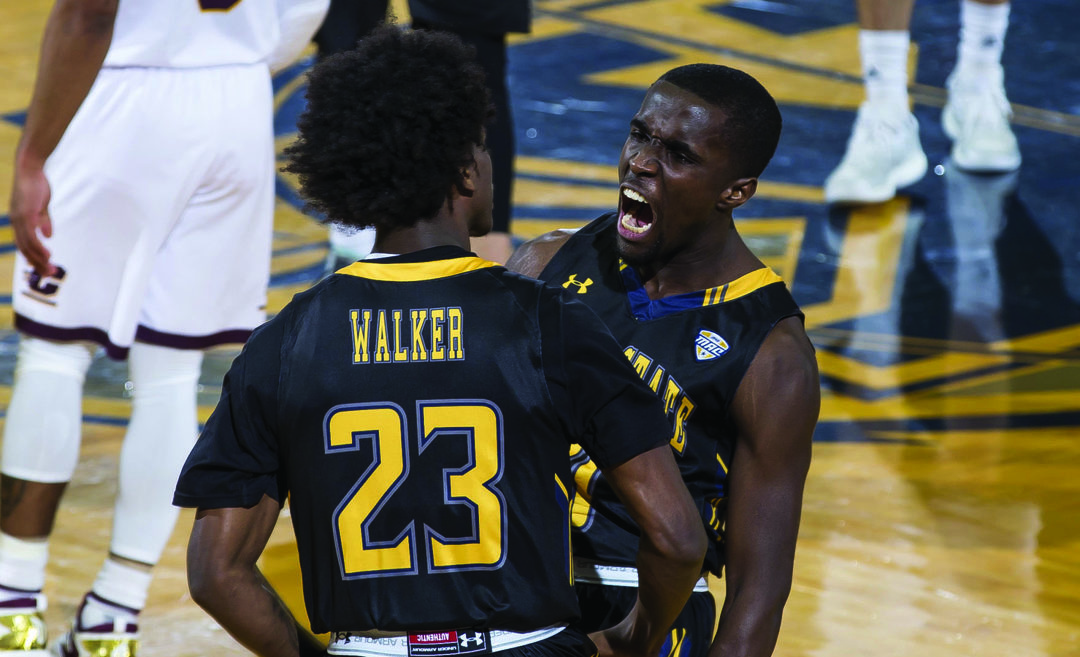 Page 12 of Jaylin & Jalen: Kent State's Backcourt Duo  Share More Than a Name