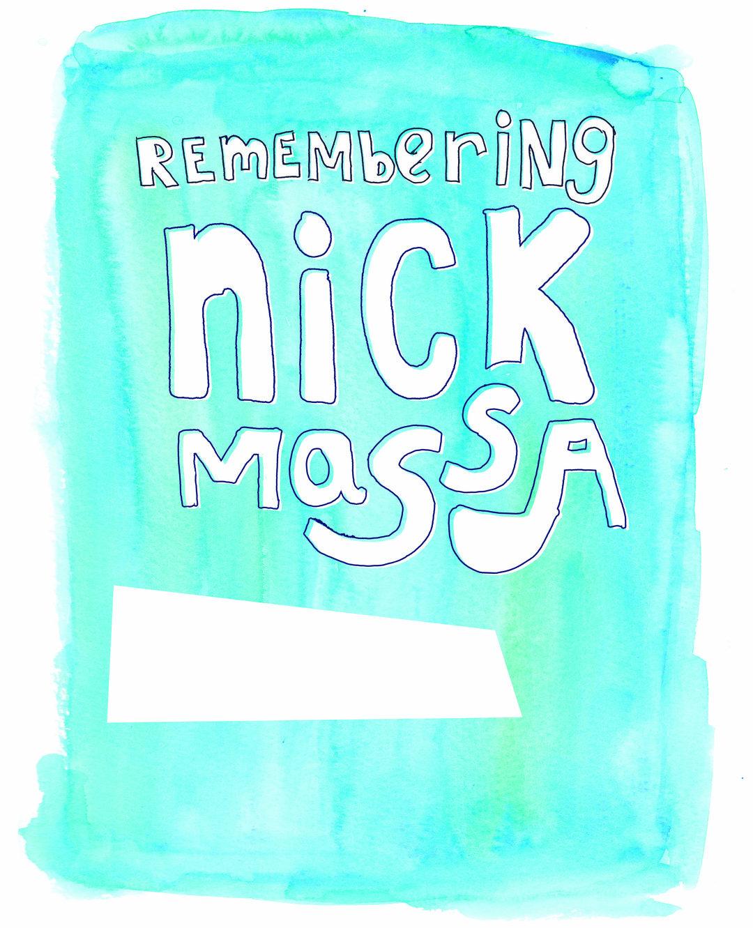 Page 34 of Remembering Nick Massa