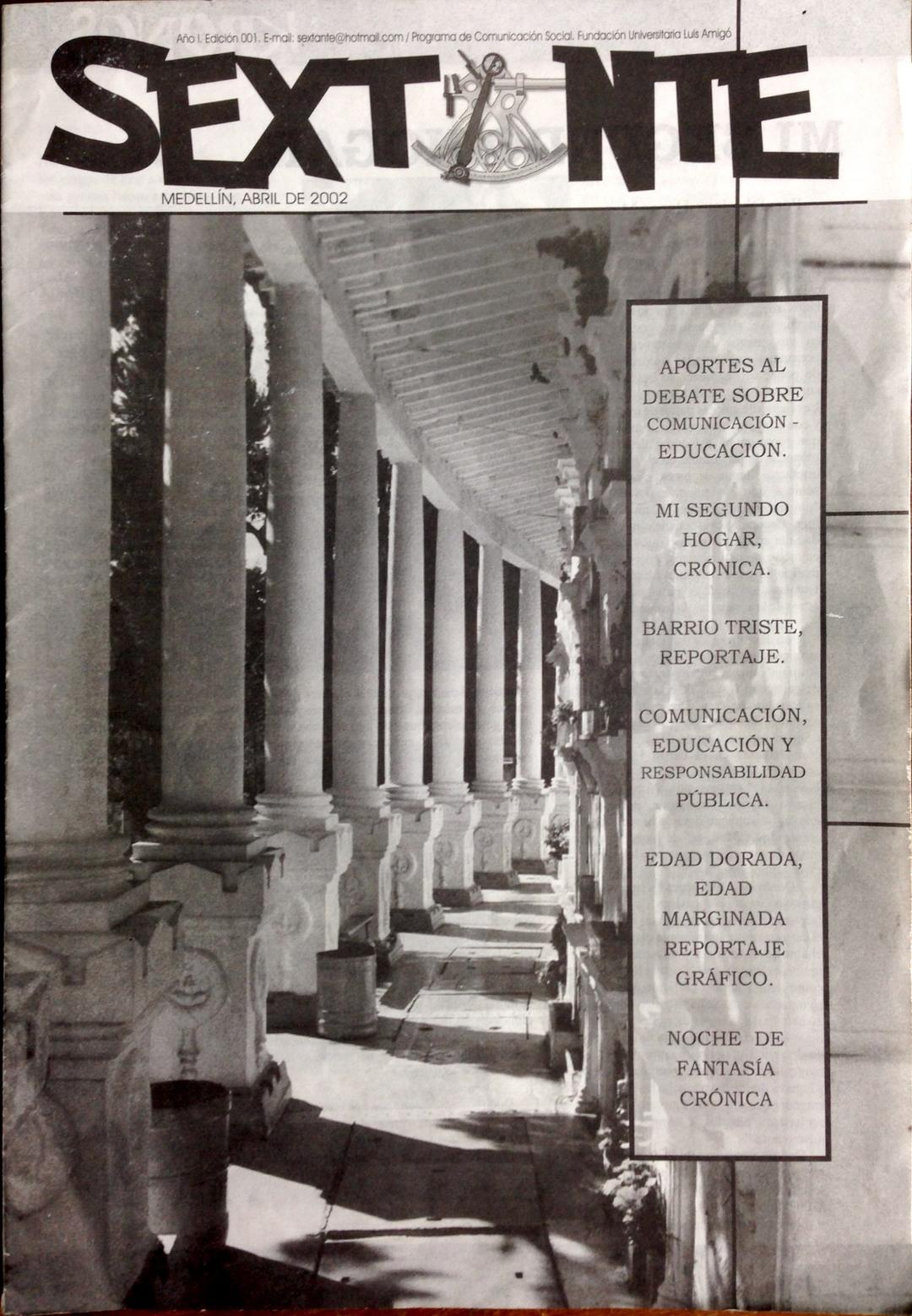 Page 1 of Primera edición
