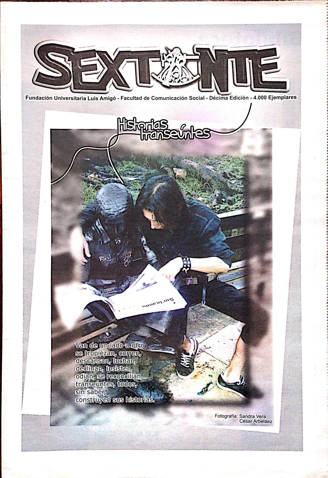 Page 1 of Décima edición