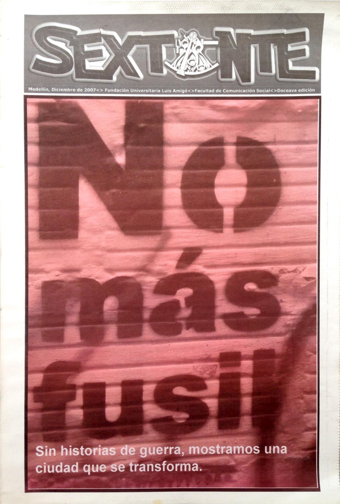 Page 1 of Décima segunda edición