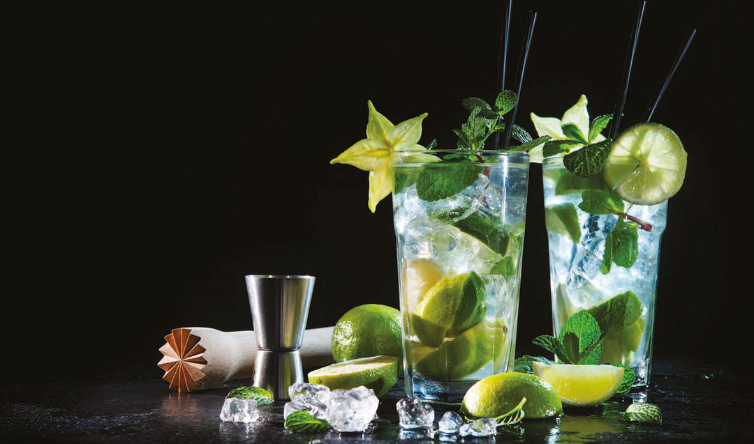 Page 9 of Infuse your cocktails with herbs