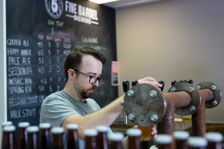 Page 8 of five barrel brewing