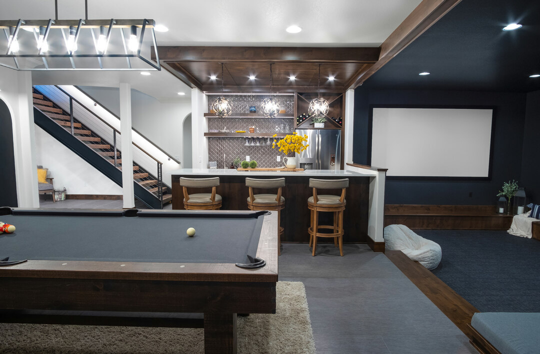 Page 64 of From the Mountains to the Midwest [Basement Remodel with studioBARRED architecture & interiors]