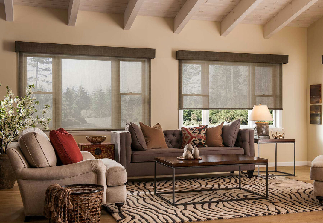 Framing in the View [Meet the Window Coverings Expert: Kim