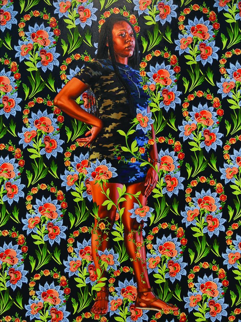 Page 4 of Kehinde Wiley: Saint Louis Art Museum