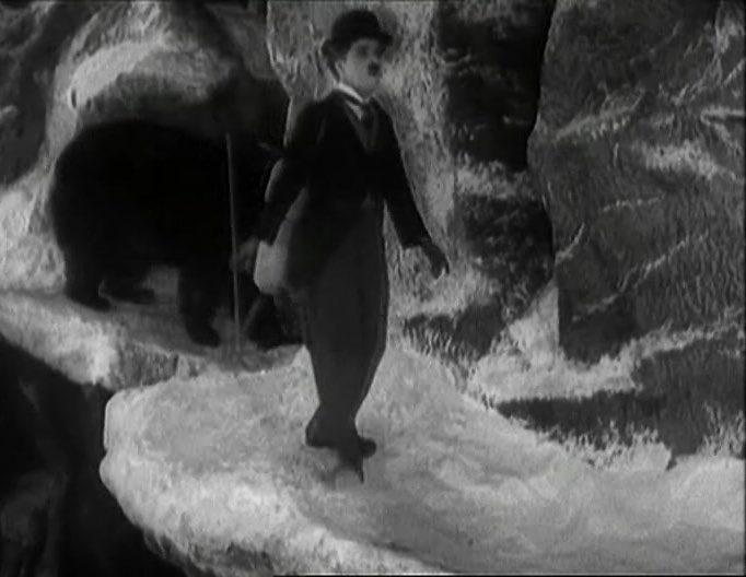 Page 198 of Filmvorstellung »Goldrausch« von Charlie Chaplin