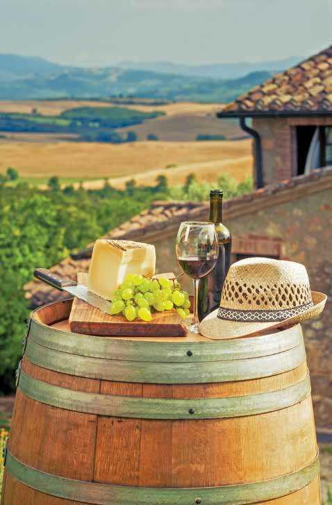 A Wine-Lovers' Honeymoon in Italy - Issuu