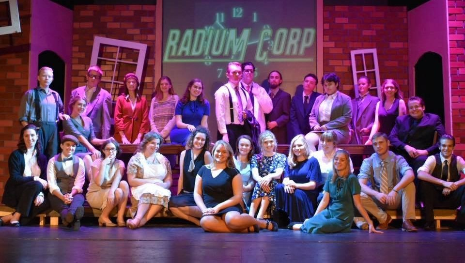 Page 1 of CFHS annual fall play Radium Girls moves audiences, leaves a lasting  impression