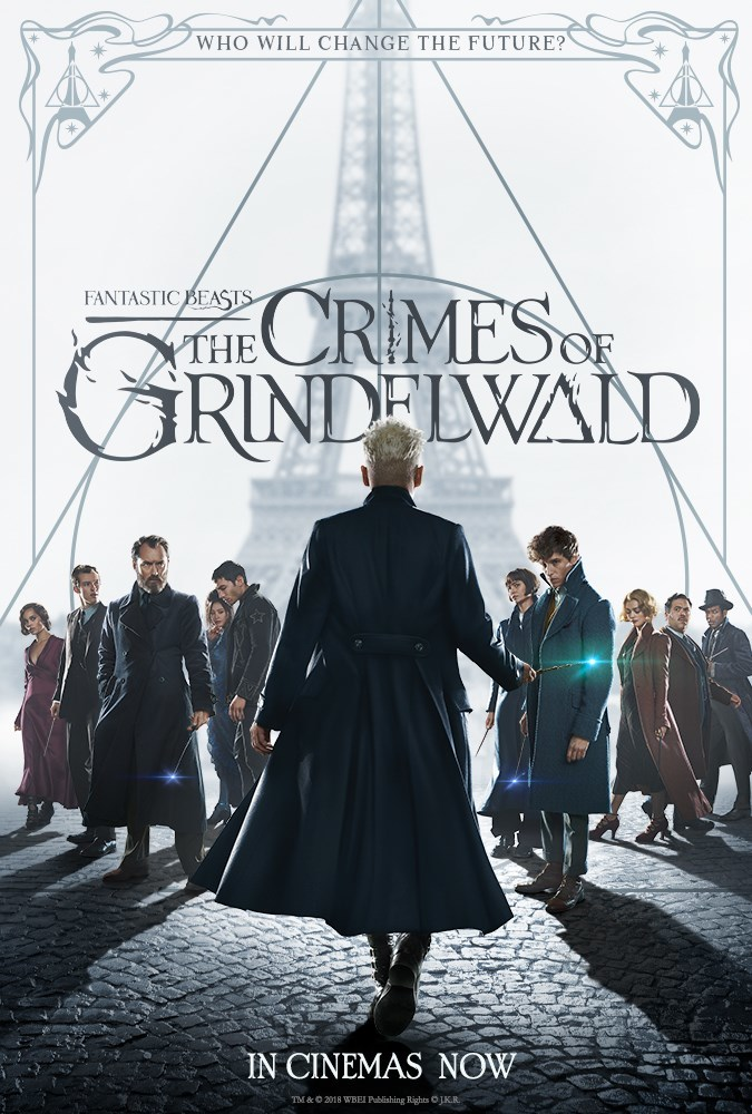 Page 3 of Movie review:Fantastic Beasts: Crimes of Grindelwald