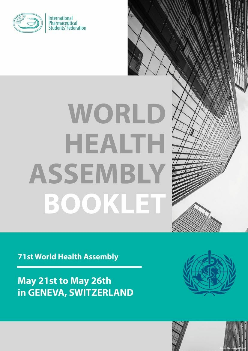 Page 1 of IPSF at WHA
